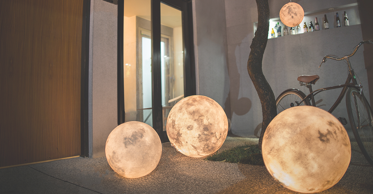 Full Moon Lamp: Your Kid (and Everyone) Will Love It!