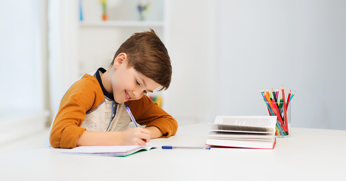8 tips to make your kid not hate homework