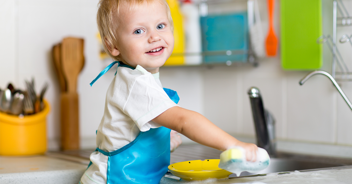 Best Chores for Kids by Age: Everyone Can Help!