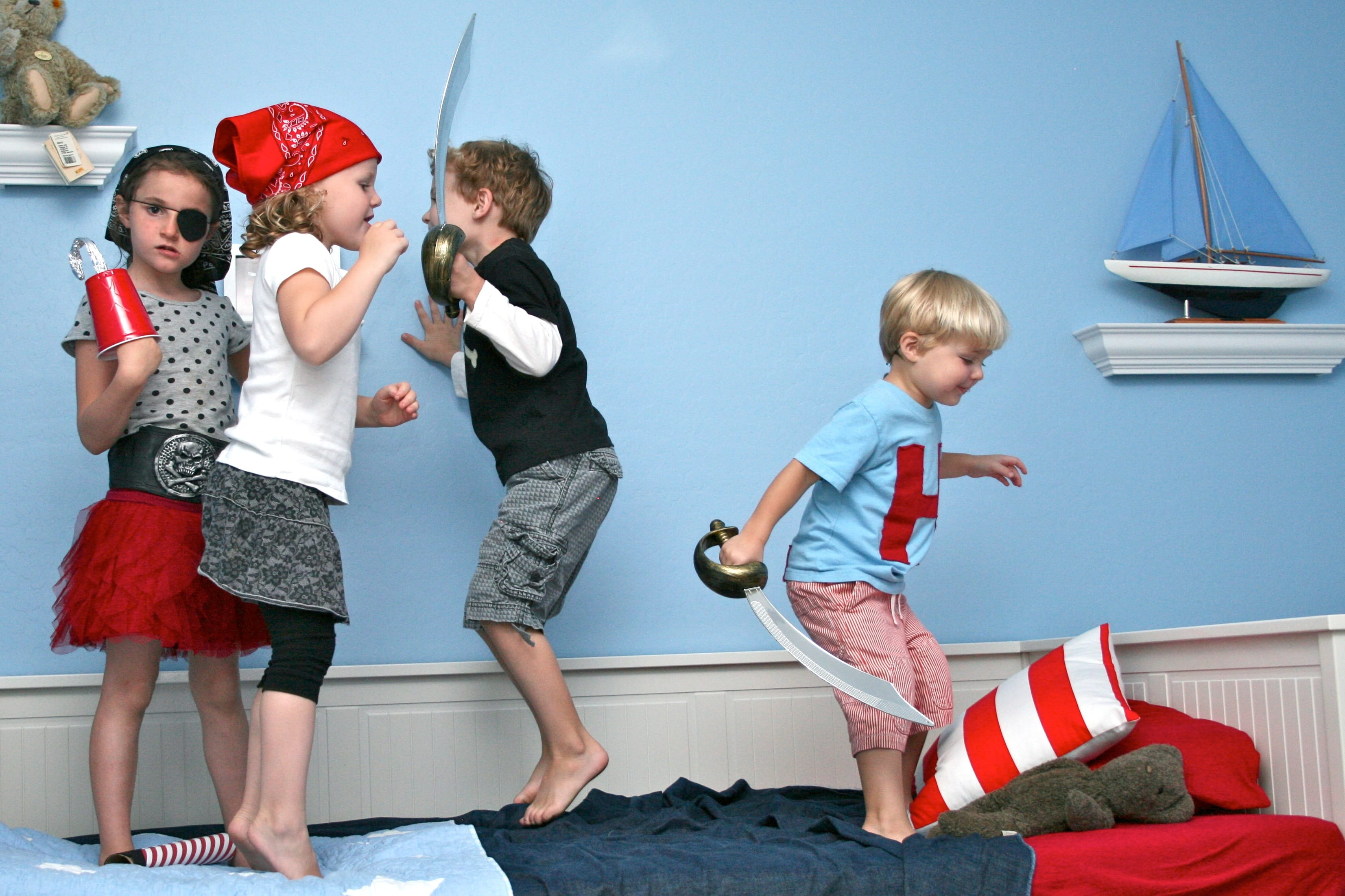 dressing up, from 8 Fun Indoor Activities for the Coldest Days Kids Will Love, from lernin blog