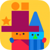lernin: Shapes and Colors – app icon | lernin