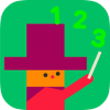 lernin: Numbers and Maths educational games for kids app icon | lernin