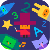 lernin: Maths, Words, Animals, Shapes and Colors icon