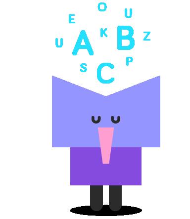 Jane: ABC, Words, Vocabulary, Reading and Writing | lernin