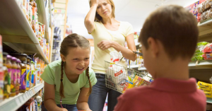 What to Do When Your Child Misbehaves in Public, from lernin blog