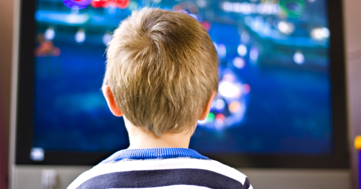 Toddlers and TV: Should They Watch It?