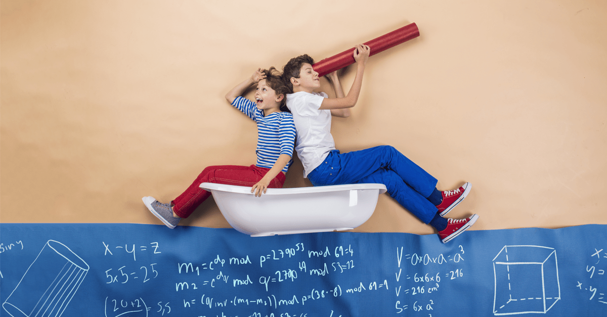 How to Make Your Child Love Maths, from lernin blog