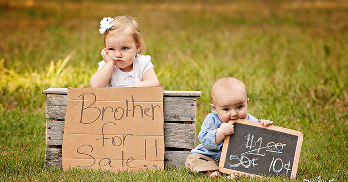 Helping Siblings Get Along: A Home Odissey