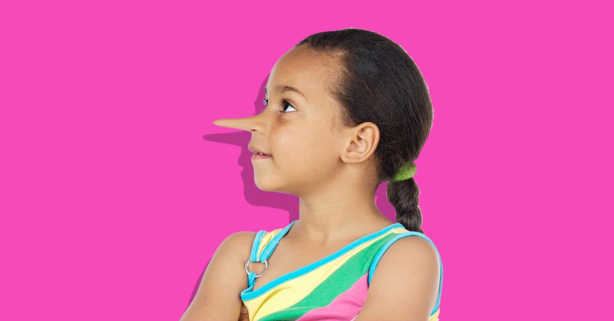 ¿Por qué mienten los niños?