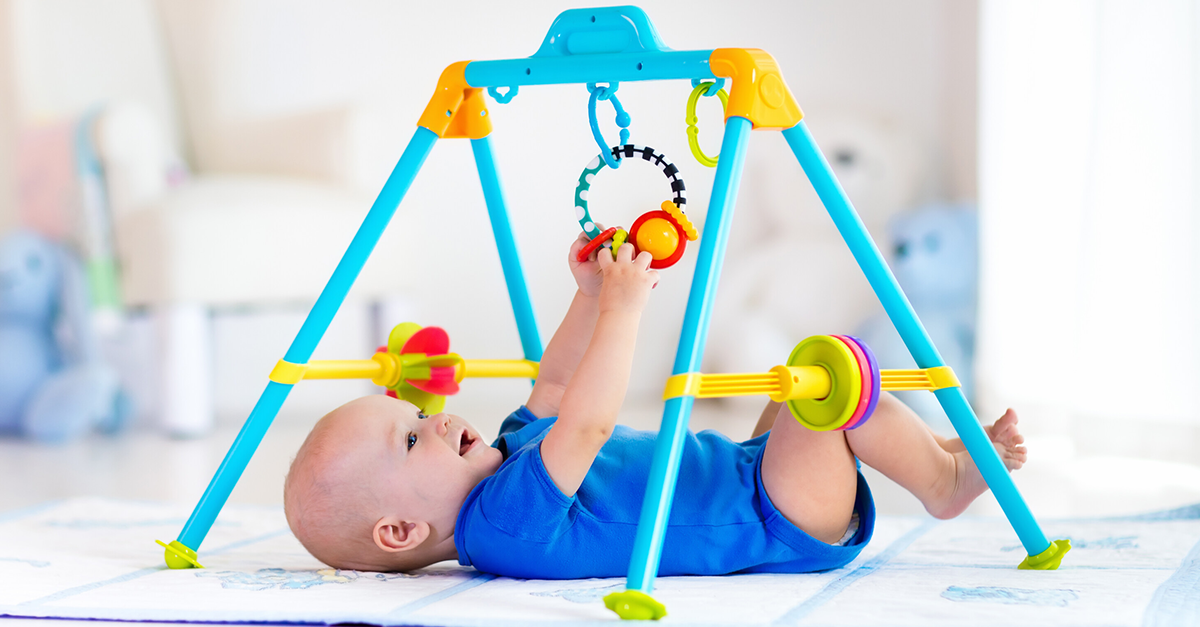 Juegos de estimulación temprana de 0 a 3 años