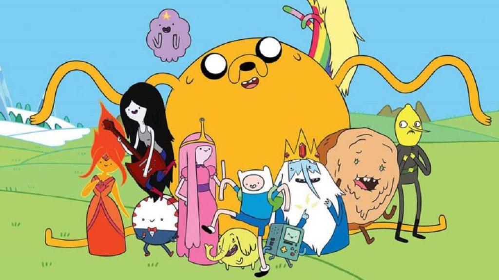 Hora de Aventuras, series LGTBIQ+, Cartoon Network