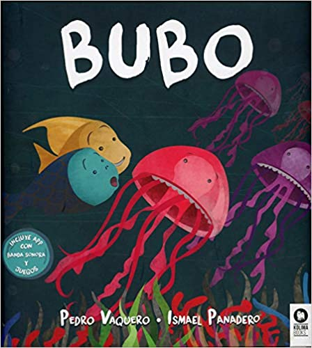 Bubo, libros para niños para leer en verano, Kokoro Kids blog