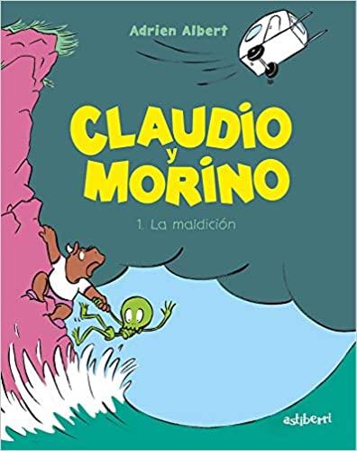 Claudio y Morino, 9 libros para niños para leer en verano, Kokoro Kids blog